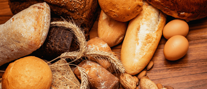 carbohydrates and starchy foods