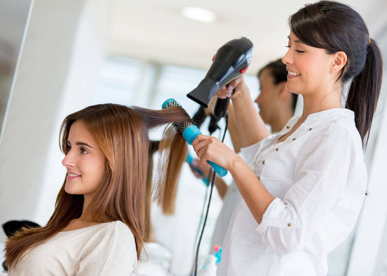 Image result for hairdresser
