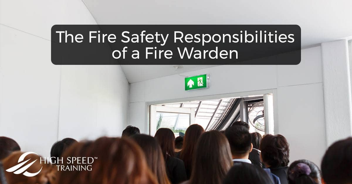 how to write fire marshal duties and responsibilities