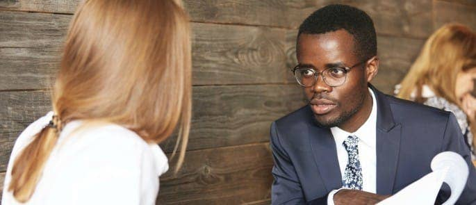 warning signs in interview language