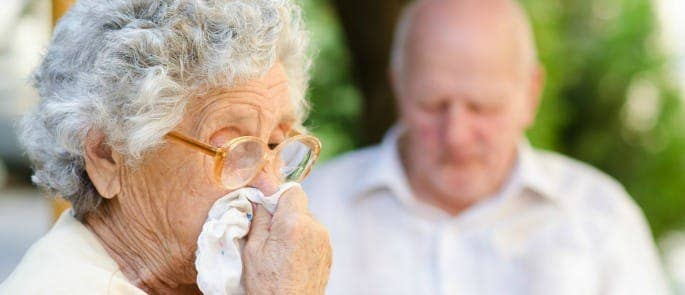 elderly patients in residential care
