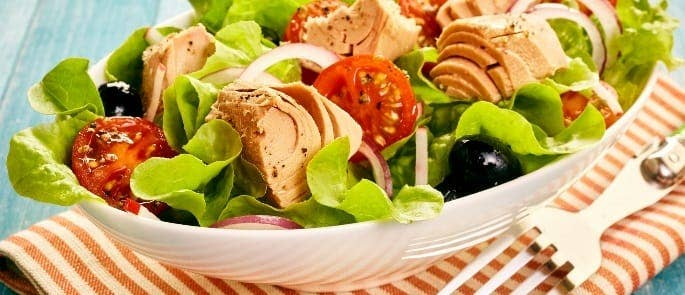 tuna salad healthy