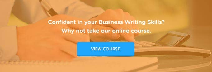 Why Are Business Writing Skills Critical