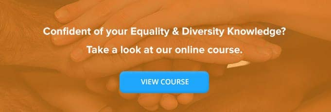 Online Equality and Diversity Training from High Speed Training
