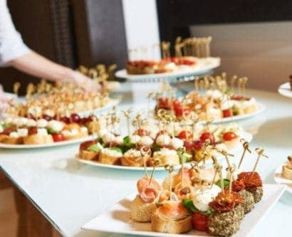 catering tips and tricks