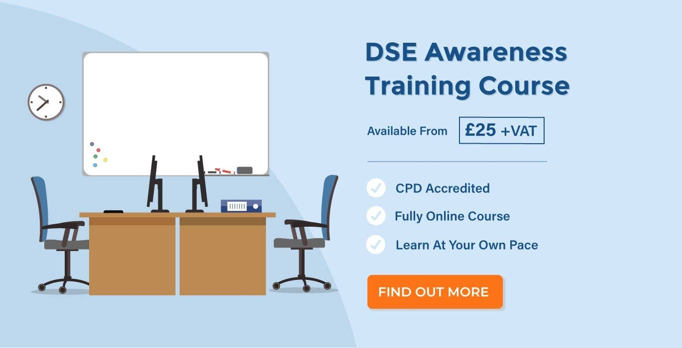 Display Screen Equipment (DSE) Risk Assessment Template/Example