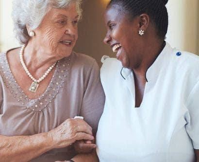 carer supports service user