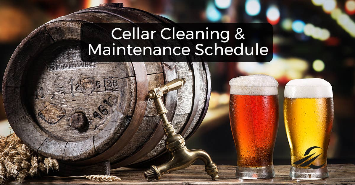 Cellar Cleaning Schedule Essential Cellar Management Tips